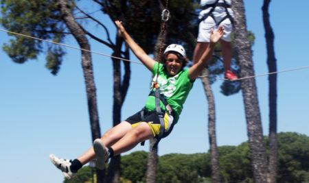 10 dudas frecuentes que surgen al apuntar a los hijos a un campamento de verano