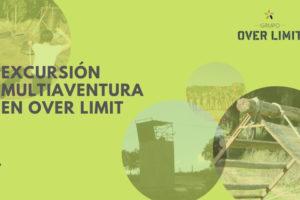 Excursión de Multiaventura en Overlimit en CBS Summer Camp 2019