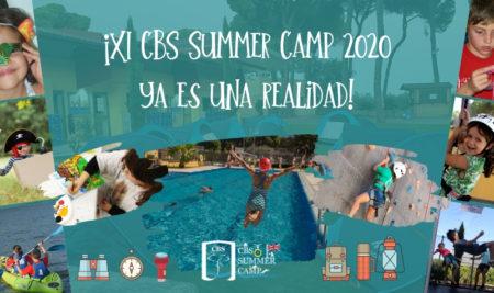 ¡XI CBS Summer Camp 2020 ya es una realidad!
