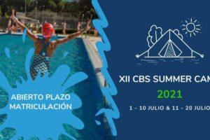 Copia de Slider Abierto Plazo CBS Summer Camp – Campamento Verano Sevilla 2021